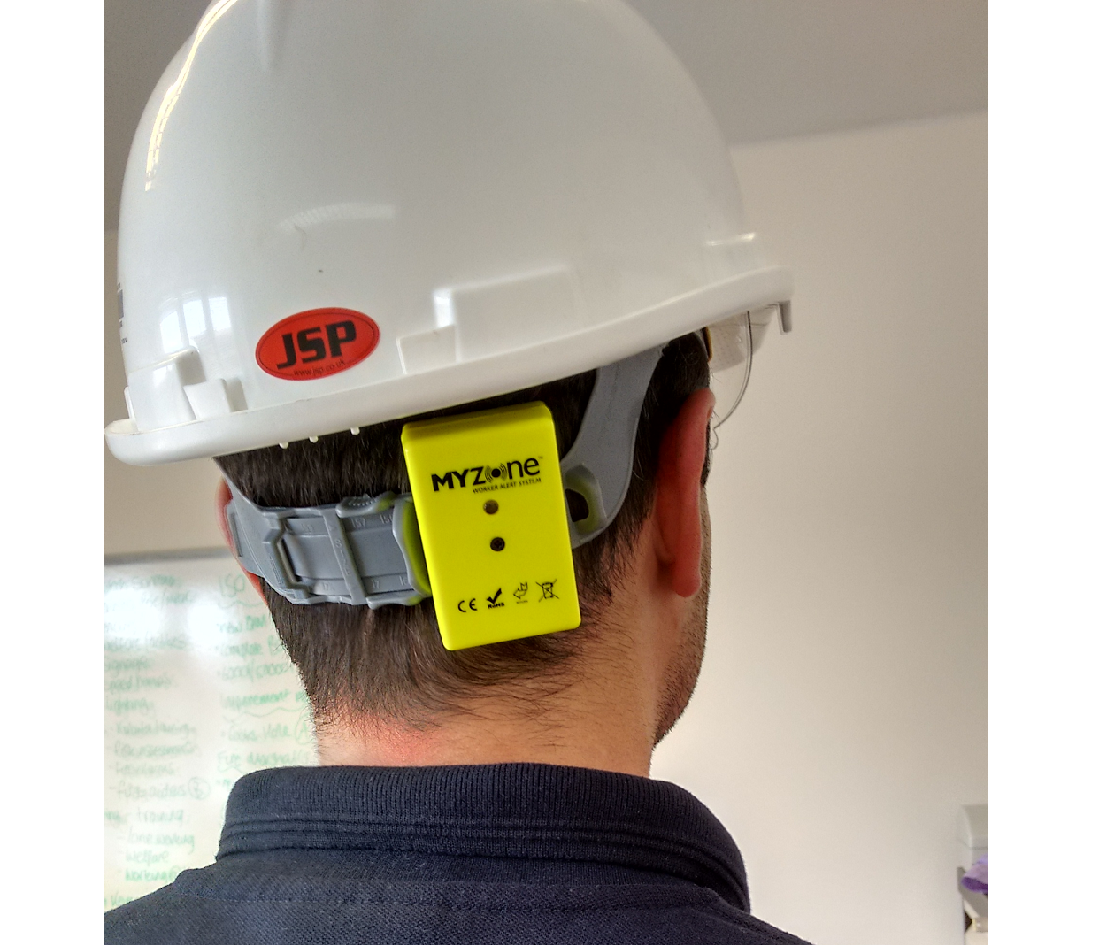 vibrating hard hat attachments for increased plant awareness best
