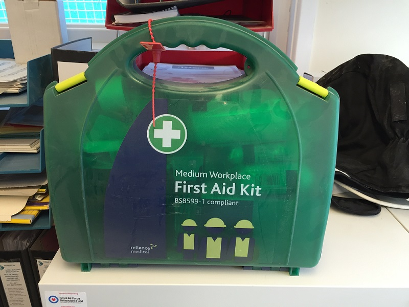 Maintaining First Aid Kits Best Practice Hub