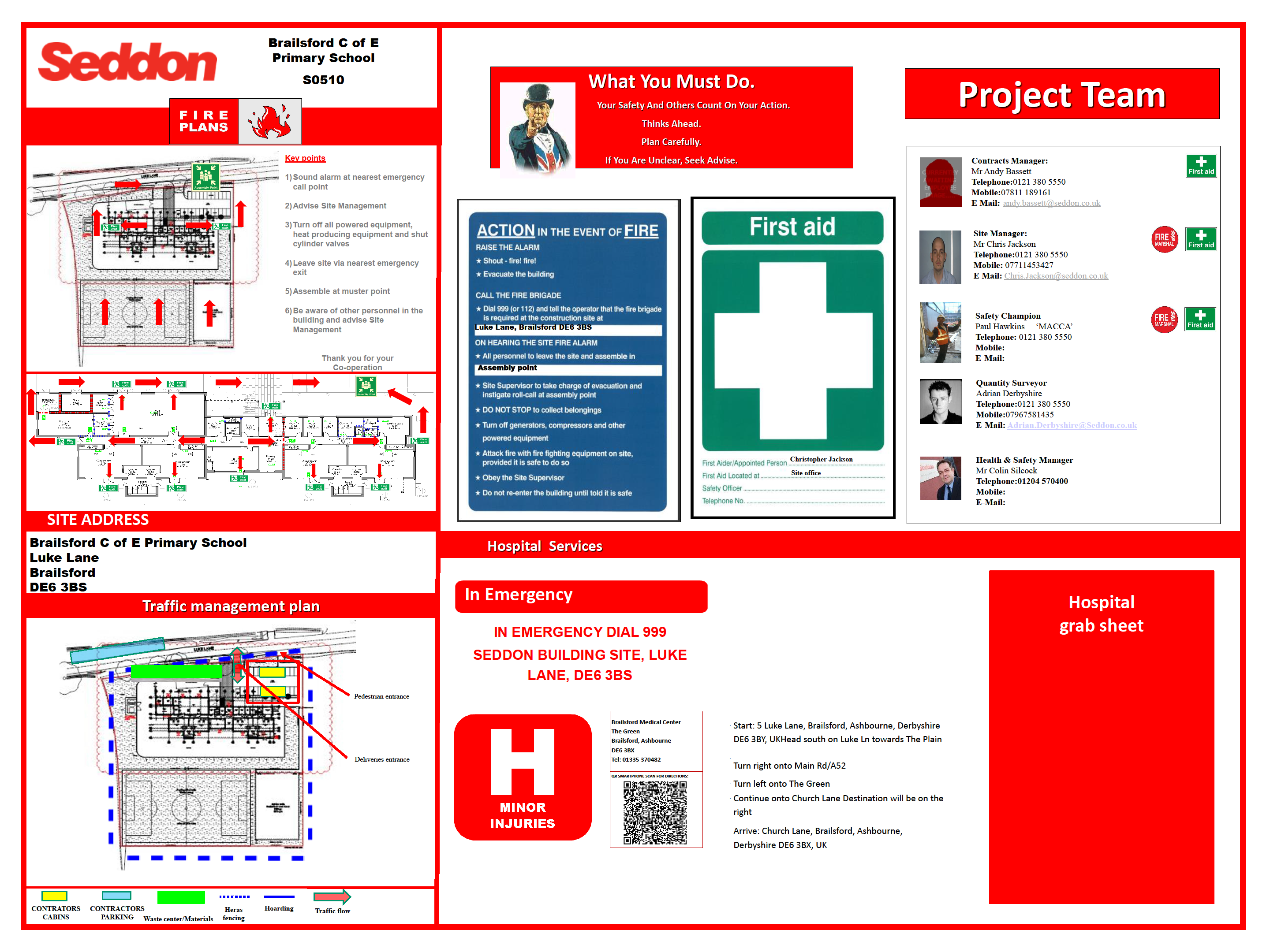 187 Traffic Management And Emergency Procedure Board Best