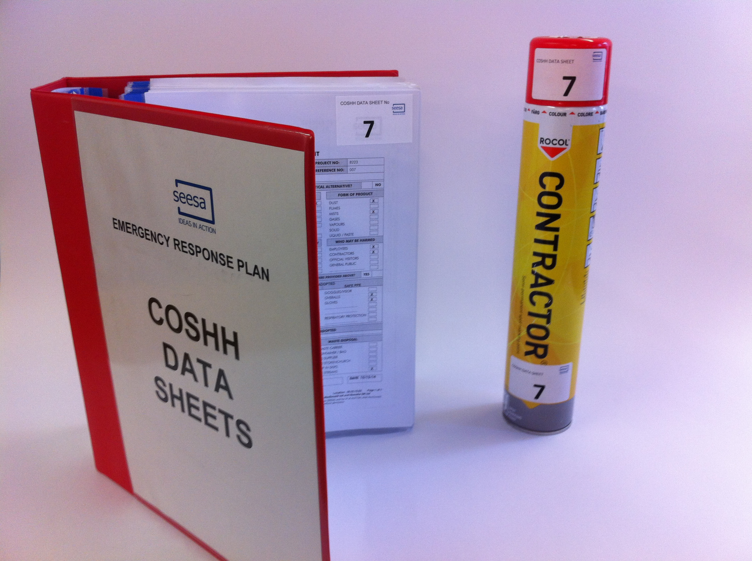 Keeping Records Of Coshh Materials Best Practice Hub