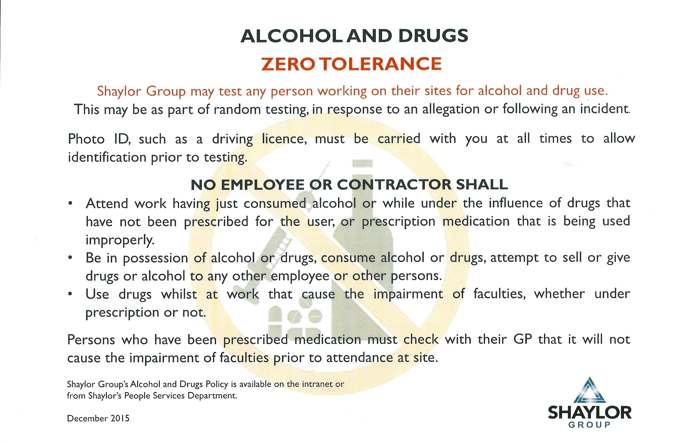 Drugs and alcohol policy Best Practice Hub