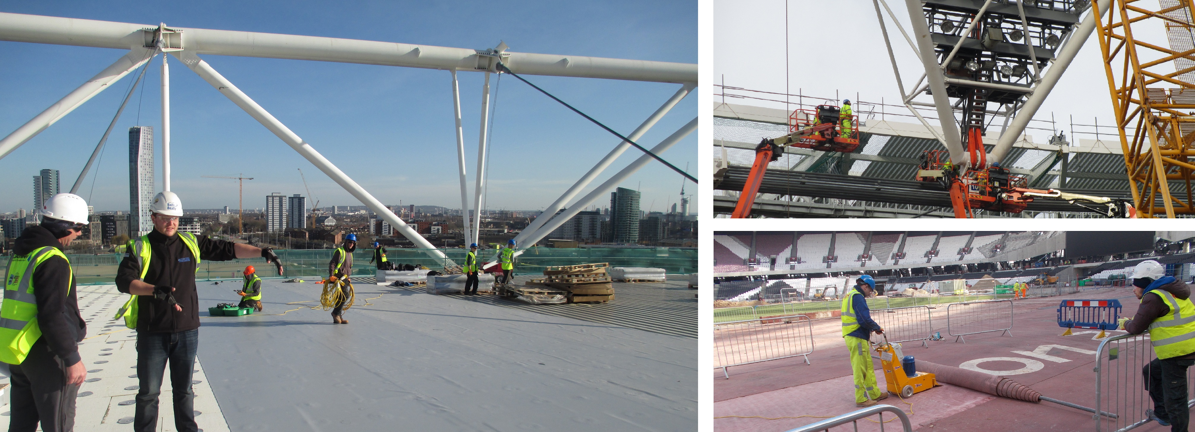 Considerately transforming the Olympic Stadium – Balfour Beatty Best ...