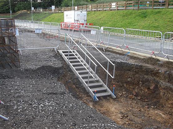 Excavation Access And Egress Best Practice Hub
