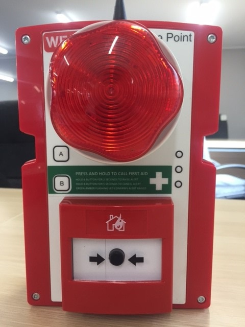 Double knock fire alarm warning system best practice hub double knock fire alarm warning system freerunsca Gallery