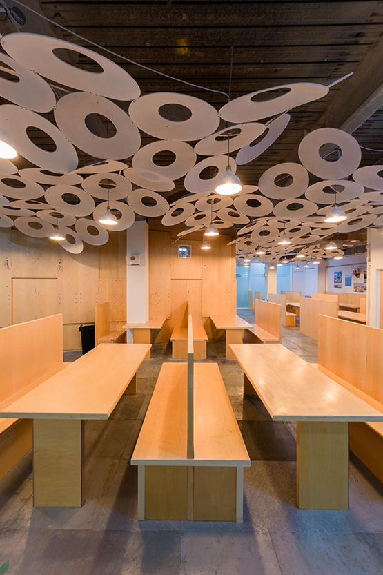 Using Recycled Materials To Create Welfare Facilities Best Practice Hub